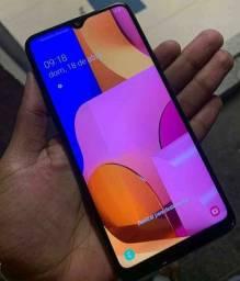 Vendo ou troco celular Samsung A20s