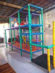 Playground circuito fechado