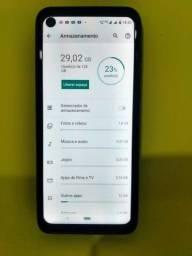 Moto One Vision 128GB pra vender rápido