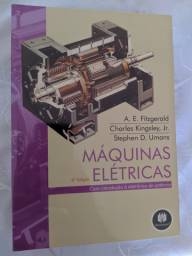 Livro Máquinas Elétricas - A. E. Fitzgerald - 6ª Edição
