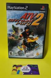 ATV Off Road Fury 2 - PS2