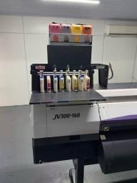 VENDO URGENTE Impressora Mimaki JV300 160