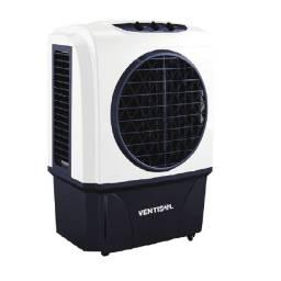 climatizador evaporativo ventisol 40lt.(pouco usado)