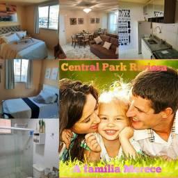 Apartamentos de dois quartos com Piscina em Caxias!!!