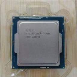 Processador Intel i7 4790k 4.0 ghz lga 1150
