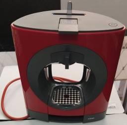 Cafeteira Nescafé Dolce Gusto Oblo Vermelha - 110V