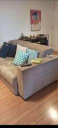Oportunidade!!! Sofá chaise reclinável