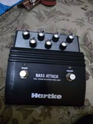 Pré Amp Hartke Bass Attack Vxl