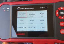 Scanner launch crp 123 com AF