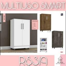 ARMÁRIO MULTIUSO SMART ( EM mdp) 656tg