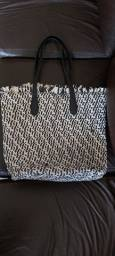Bolsa de palha de praia