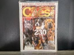 Revista/Guia/Anuário Cães 2014(Item de Coleção)*Nova