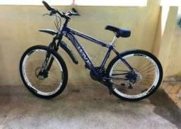 Bike wny 26 tem que arrumar o passador de marcha más ó  resto tá zero
