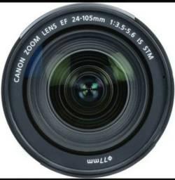 Lente Canon 24-105mm F3.5-5.6