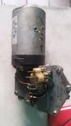 Motor de limpador scania