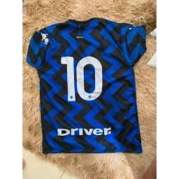 Camisa Da Inter Milão