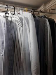 Camisas Novas Varios Modelos de Camisa Social Preço por Unidade