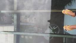 Vidro temperado usado grátis