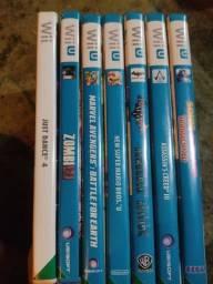 Jogos Nintendo Wii e Wii u