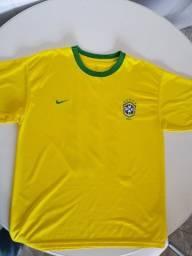 Camisa Brasil zico