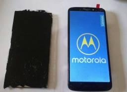 Troca de Tela de Smartphone Motorola (Delivery)