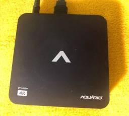 Tvbox Aquário 4K