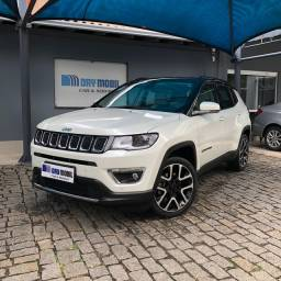 Jeep Compass Limited - 2019 - Único Dono - Na Garantia de Fábrica