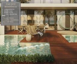 Moura - O melhor 4 suítes na beira mar com 175m² e piscina privativa II Muro Alto