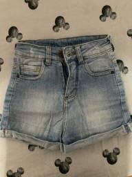 Shorts gang tamanho 34