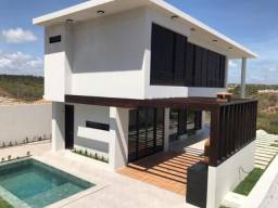 Casa Duplex 3 Quartos com Piscina em Condomínio Fechado em Tabatinga, Lazer