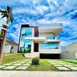 Casa duplex no condomínio Boulevard Lagoa Serra/ES