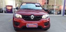 Renault Kwid Zen 1.0 12V Completo 2020 Financiamos em até 60 Meses