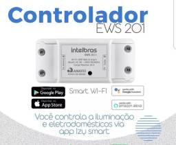 Controle de iluminação e eletrodomésticos pelo celular