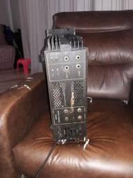 Amplificador Voxmam muito forte