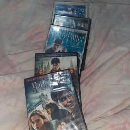 Vendo dvd novo e original Harry potter