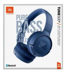 Fone De Ouvido Jbl Bluetooth Tune500BT - Loja Dado Digital
