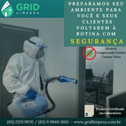 Sanitização de Ambientes - Clinicas / Escritórios / Residências