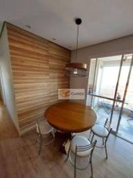 Apartamento para venda em Ponte Preta de 80.00m² com 3 Quartos, 1 Suite e 2 Garagens