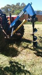 Perfurador de Solo RC AGRO - Pronta Entrega