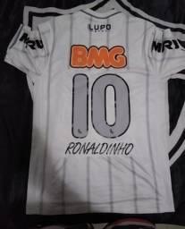 Camisa Atletico MG/Galo 2013 Ronaldinho.