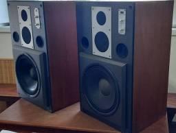 caixa de som acustica  cce cl-1200