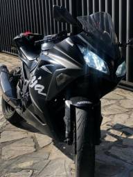 Ninja 300 - Winter Test
