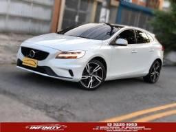 Volvo V40 2.0 R-design 2018 carro top de linha