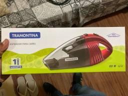 Aspirador de pó para carro Tramontina 12v