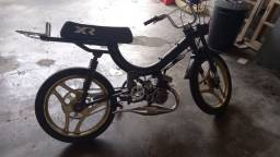 Mobilete caloi 75cc  R$1500,00