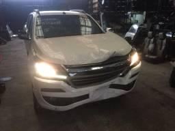 Sucata Chevrolet S10 2017/2018 Alcool/Gasolina 206 Cvs