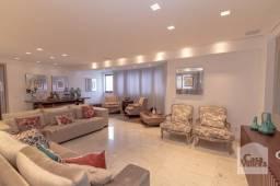 Apartamento à venda com 4 dormitórios em Sion, Belo horizonte cod:258344