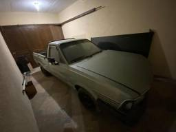 Barbada | Pick-Up Ford Pampa GL 1.6 | Ano/Modelo 1987 | - 1987