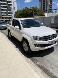 AMAROK HIGHLINE CD 2.0 14/14 4x4 Aut. A MAIS NOVA DO ANO Top ! - 2014