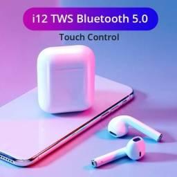 Fone De Ouvido Bluetooth Tws I12 - Ios / Android